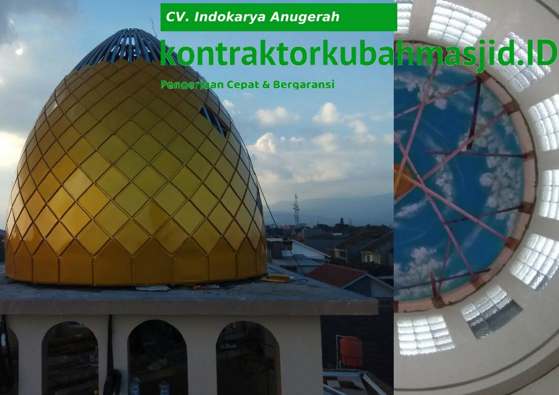 Kubah Masjid Raya Bandung