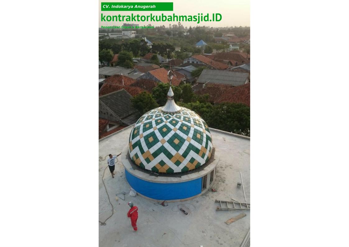 Daftar Harga Kubah Masjid