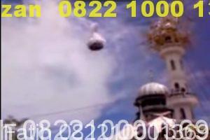 Kubah Masjid Terbang di Maluku
