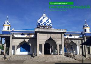 pembuat kubah masjid