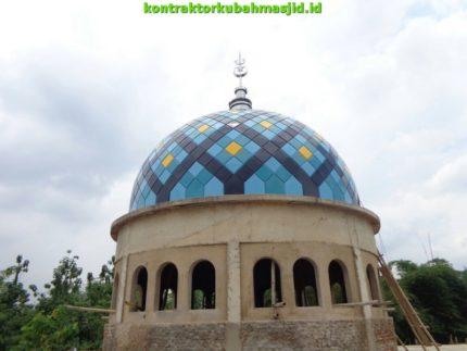 desain kubah terbaru 2020 - kontraktor kubah masjid